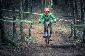 Photo of Aga WALTER at Bike Park Ireland
