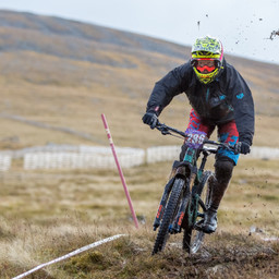 Photo of Frazer NORRIE at Fort William