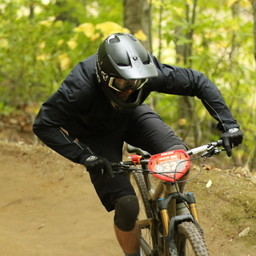 Photo of Chris MILLER at Thunder Mountain, MA