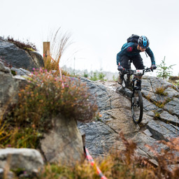 Photo of Jacob PAYNE (end) at Coed-y-Brenin
