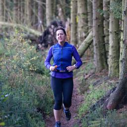 Photo of Alison PERRINS at Llandegla