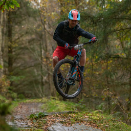 Photo of Dominic COLE at Coed-y-Brenin