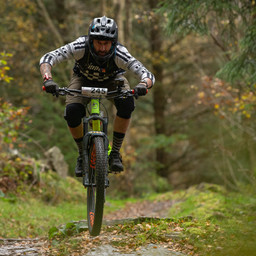 Photo of Phil WENTWORTH at Coed-y-Brenin