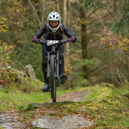 Photo of Kristian KINEALY at Coed-y-Brenin