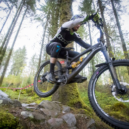 Photo of Adam BRAYTON at Coed-y-Brenin