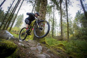 Photo of Fergus FUNNELL at Coed-y-Brenin