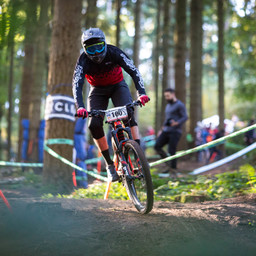 Photo of Daryl BILES at Rogate