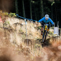 Photo of Michael WILKENS at Cwmcarn
