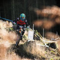 Photo of Joe ROBSON at Cwmcarn