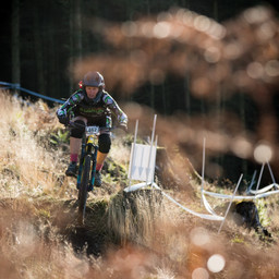 Photo of Katie DRAKE at Cwmcarn