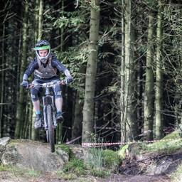 Photo of Chris BAINBRIDGE at Kielder Forest