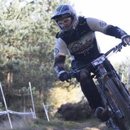 Photo of Martin BACKES at Cwmcarn