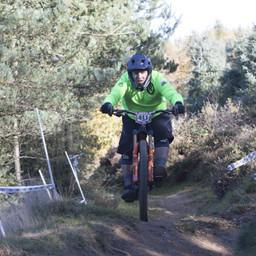 Photo of Dan DARK at Cwmcarn