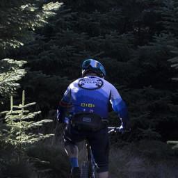 Photo of David BAILEY (mas) at Cwmcarn