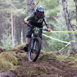 Photo of Luke MACKENZIE at Laggan Wolftrax