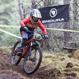 Photo of Aidan BALTRUNAS at Laggan Wolftrax
