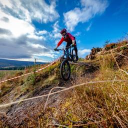 Photo of Rider 79 at Kielder Forest