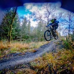Photo of Andrew SMITH (sen) at Kielder Forest