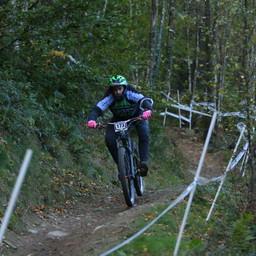 Photo of Matthew LITTLE (mas) at Cwmcarn