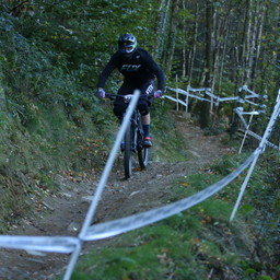 Photo of Elliot DOWNES at Cwmcarn
