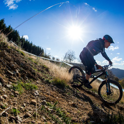 Photo of Charlie BUTTERWORTH at Cwmcarn