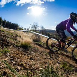 Photo of Daisy SHERWOOD at Cwmcarn