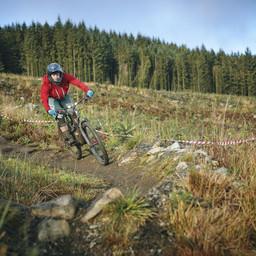 Photo of Sian DILLON at Kielder Forest