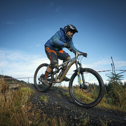 Photo of George TAIT at Kielder Forest