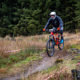 Photo of Barry ELLIOT at Kielder Forest