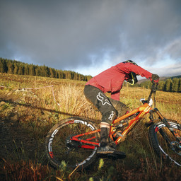 Photo of Mark CHAMBERS (mas1) at Kielder Forest