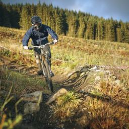 Photo of Connor MACGREGOR at Kielder Forest