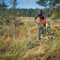 Photo of Peter GUNN at Kielder Forest