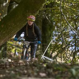 Photo of Lizzie REGAN at Cwmcarn