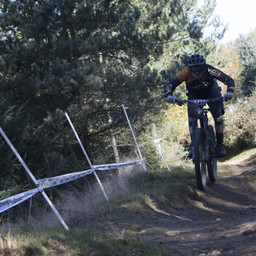 Photo of Kevin COOK (mas) at Cwmcarn