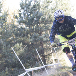Photo of Dominic WOOD at Cwmcarn