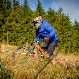 Photo of Chris HEWITT at Kielder Forest