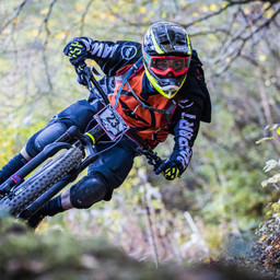 Photo of Kyle HALL at Cwmcarn