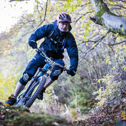 Photo of Gez GIBBONS at Cwmcarn