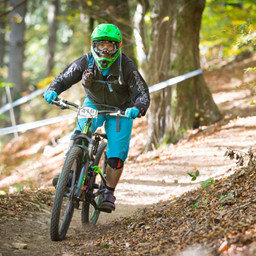 Photo of Ross DUFFIELD at Cwmcarn