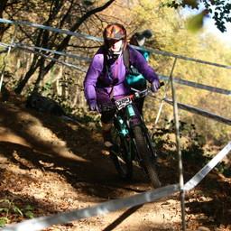 Photo of Rowena DUFFIELD at Cwmcarn