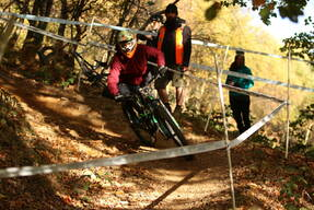 Photo of Alex POWELL (exp) at Cwmcarn