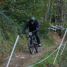 Photo of Andy WAGSTAFF at Cwmcarn