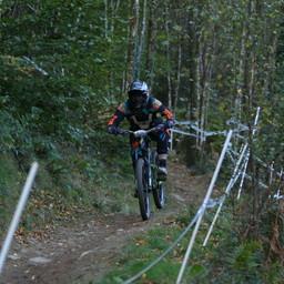 Photo of Matt BURRIDGE at Cwmcarn