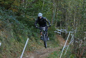 Photo of Dom BARBER at Cwmcarn