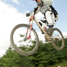 Photo of James COATES at Ae Forest