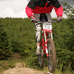 Photo of John RUSSELL (mas) at Ae Forest
