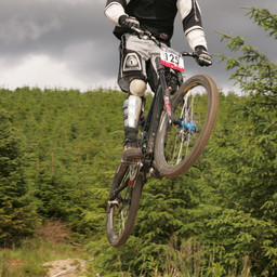 Photo of Andrew BUDDIN at Ae Forest