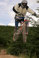 Photo of Douglas CAMERON at Ae Forest