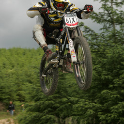 Photo of Mark WEIGHTMAN at Ae Forest