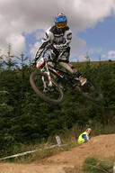 Photo of David ARMSTRONG at Ae Forest